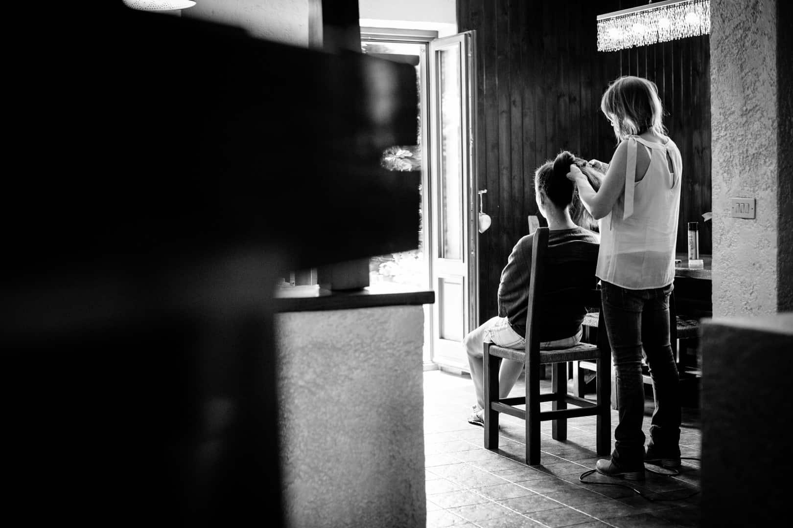 Fotografo matrimonio - Reportage matrimonio in Valle d'Aosta