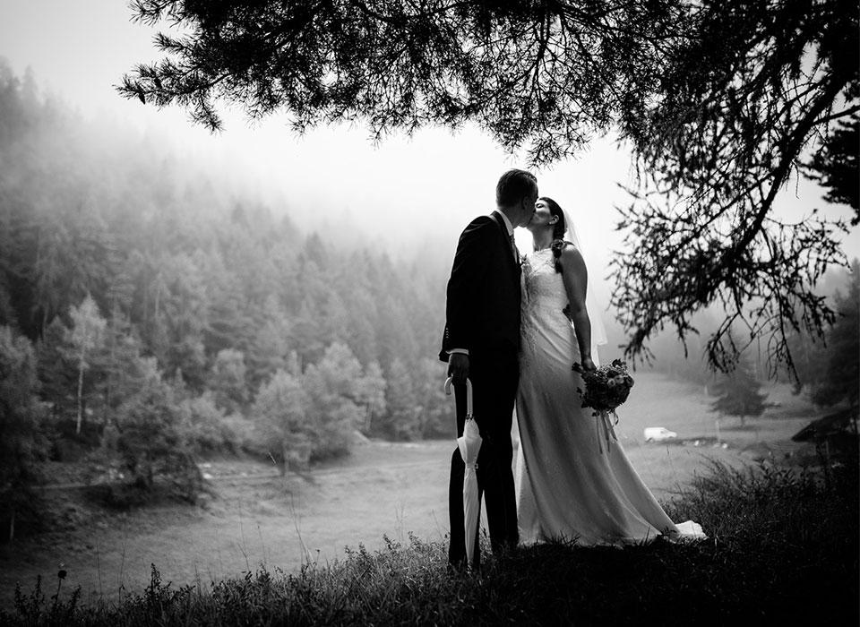 Reportage matrimonio - Fotografo Valle d'Aosta