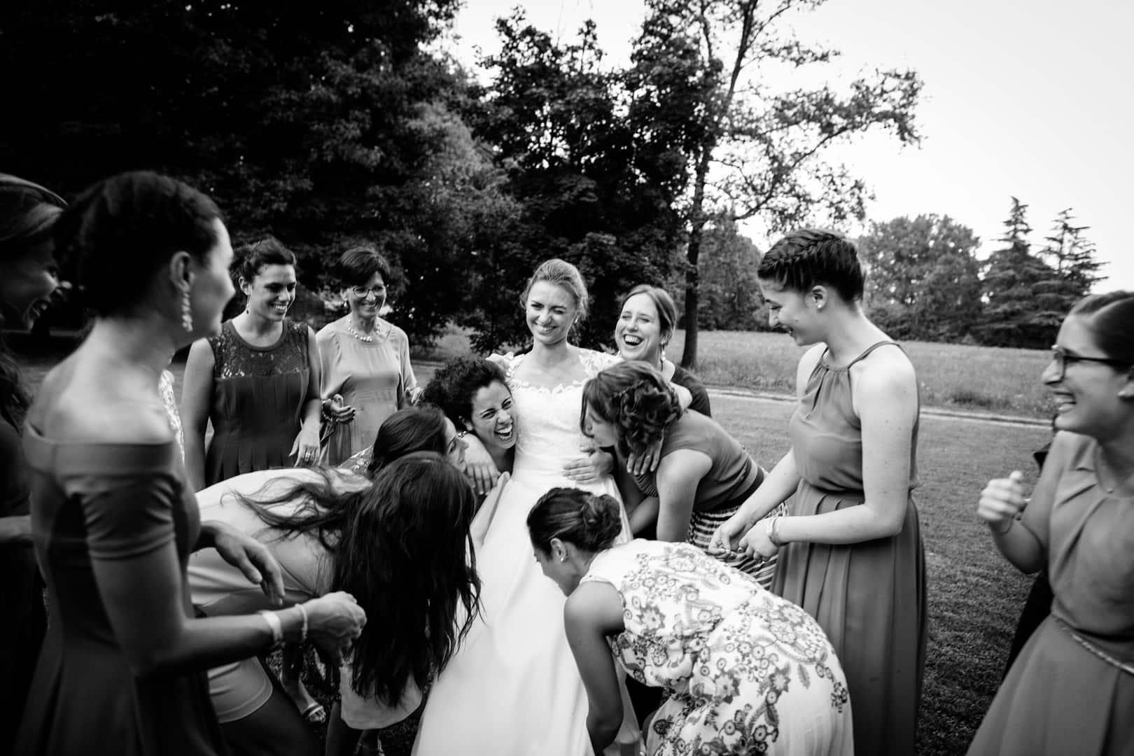 Reportage matrimonio - Servizio fotografico matrimonio